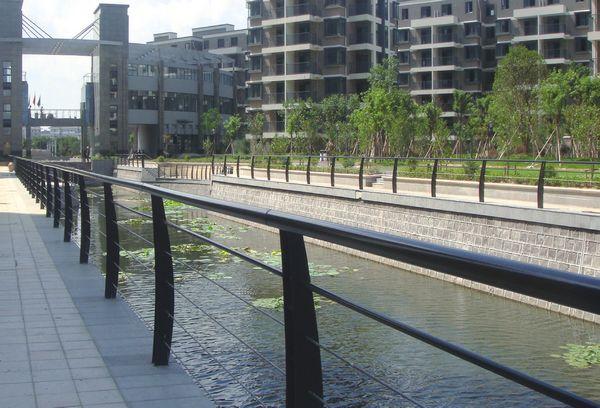 锌钢河道栏杆