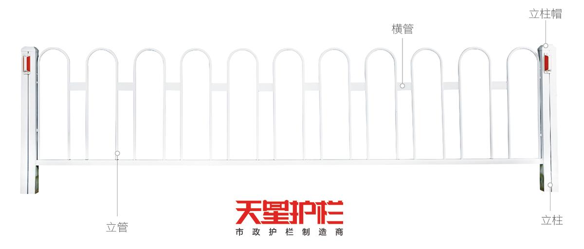 连云港天星新款京式护栏