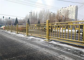 城市道路隔离护栏