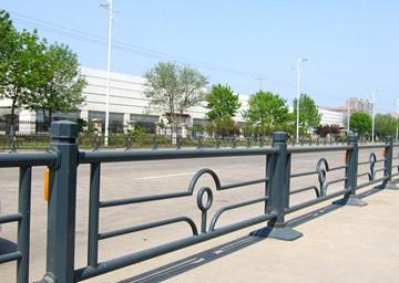 京式交通隔离护栏